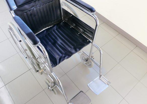 車椅子・ベビーカーのイメージ画像