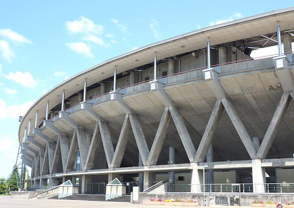 富山県総合運動公園のイメージ画像