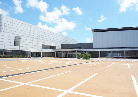 富山産業展示館テクノホールのイメージ画像