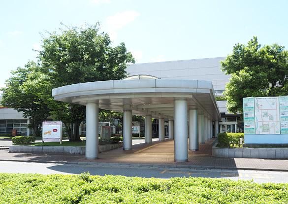 富山県総合体育センターのイメージ画像