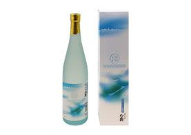 富山空港限定酒のイメージ画像