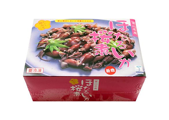 ほたるいか桜煮のイメージ画像