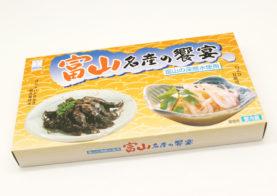 富山の名産の餐宴のイメージ画像